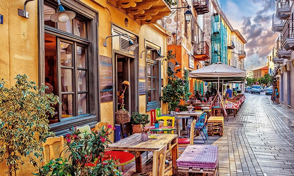 Top 12 Places in Greece