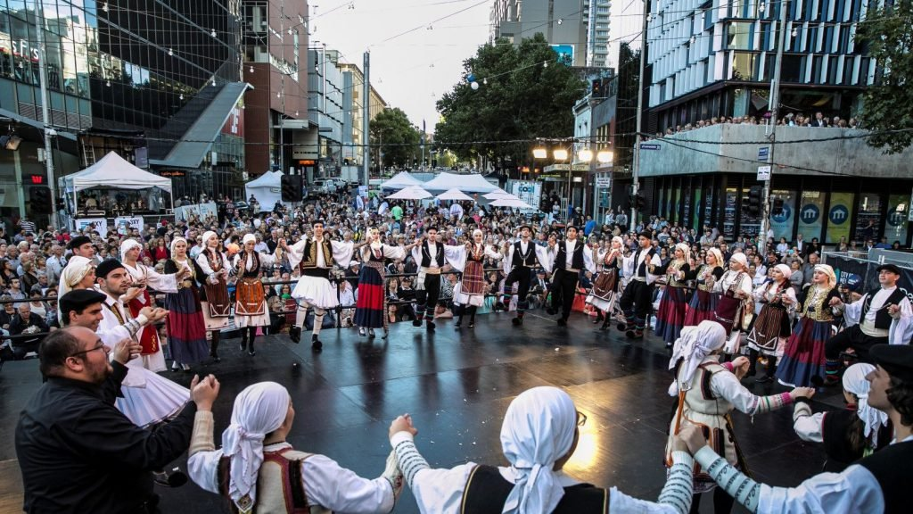 greek events melbourne 2018