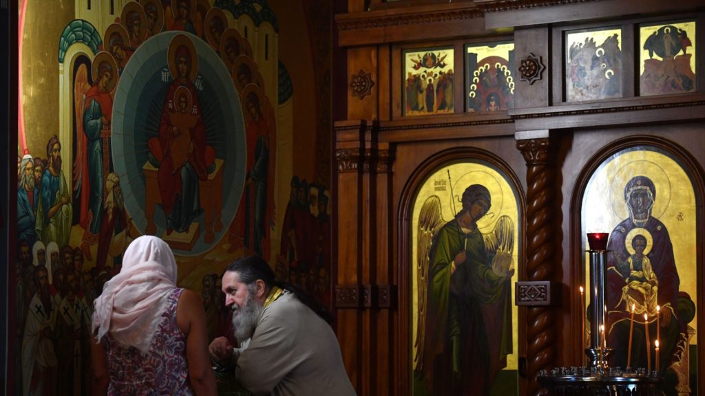 Breaking the seal of confession for South Australian priests