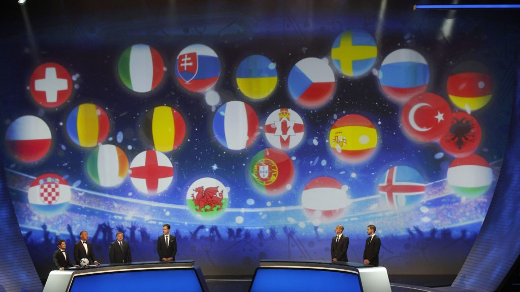 New UEFA Nations League is major money-maker 09/06/2018