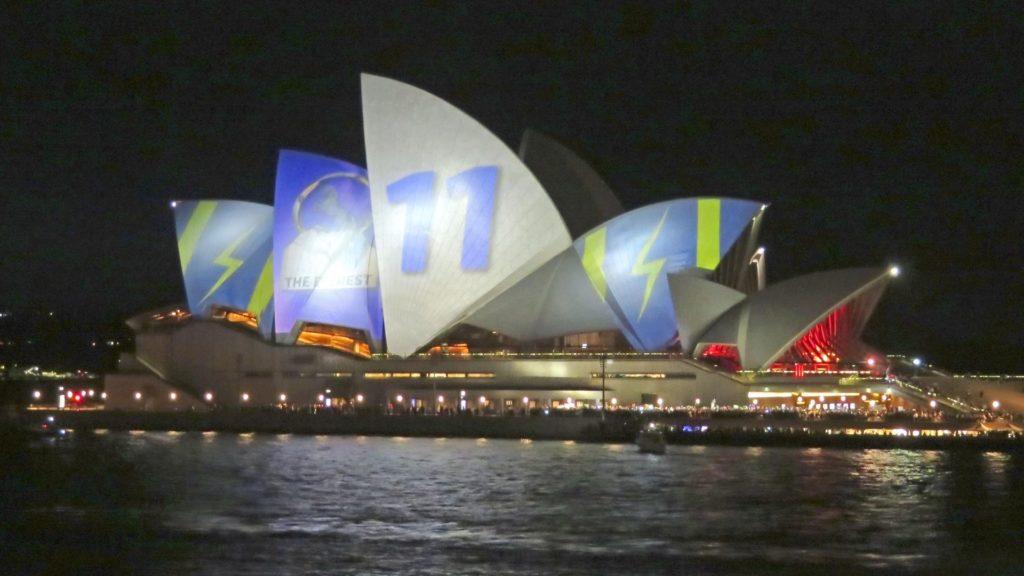 Opera House Advertising