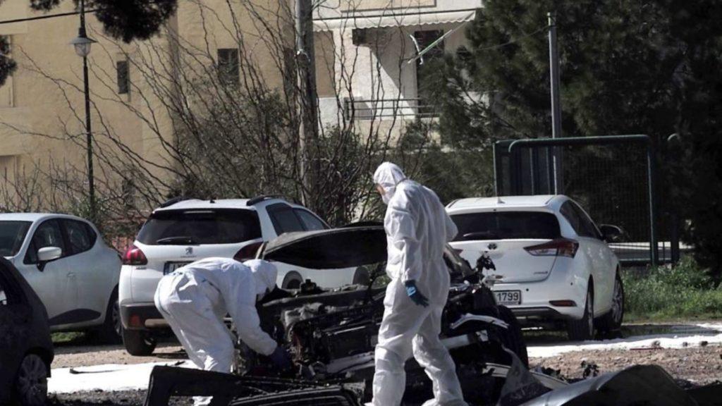 Former bikie boss hurt in Athens auto bomb