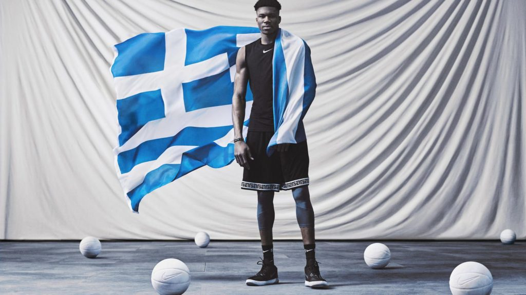 Bucks' Antetokounmpo to play for Greece at World Cup