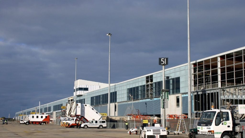 Airport in South Australia evacuated due to security incident