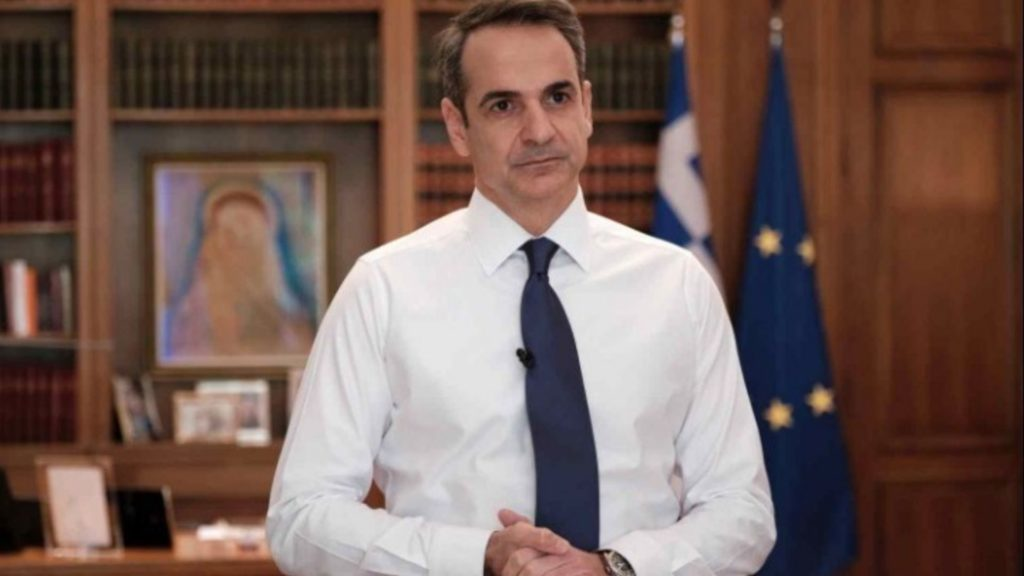 We are at war', says Greek Prime Minister Kyriakos Mitsotakis and says more  measures will be necessary | Neos Kosmos