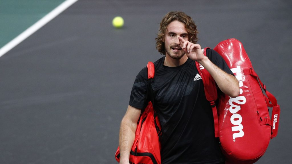 Tsitsipas reveals injury scare ahead of ATP Finals defence