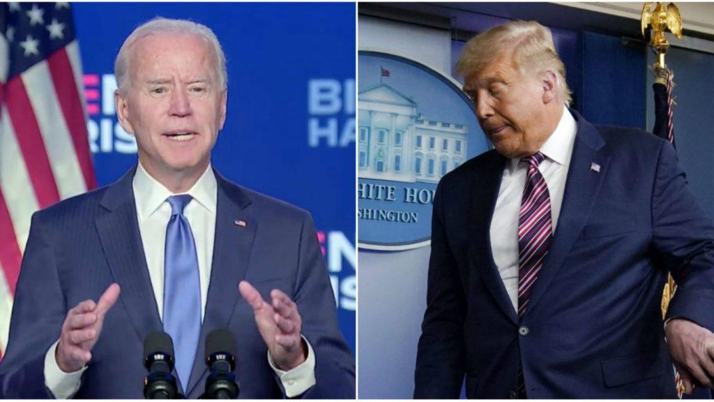USA  allies greet Biden as next president despite Trump refusal to concede