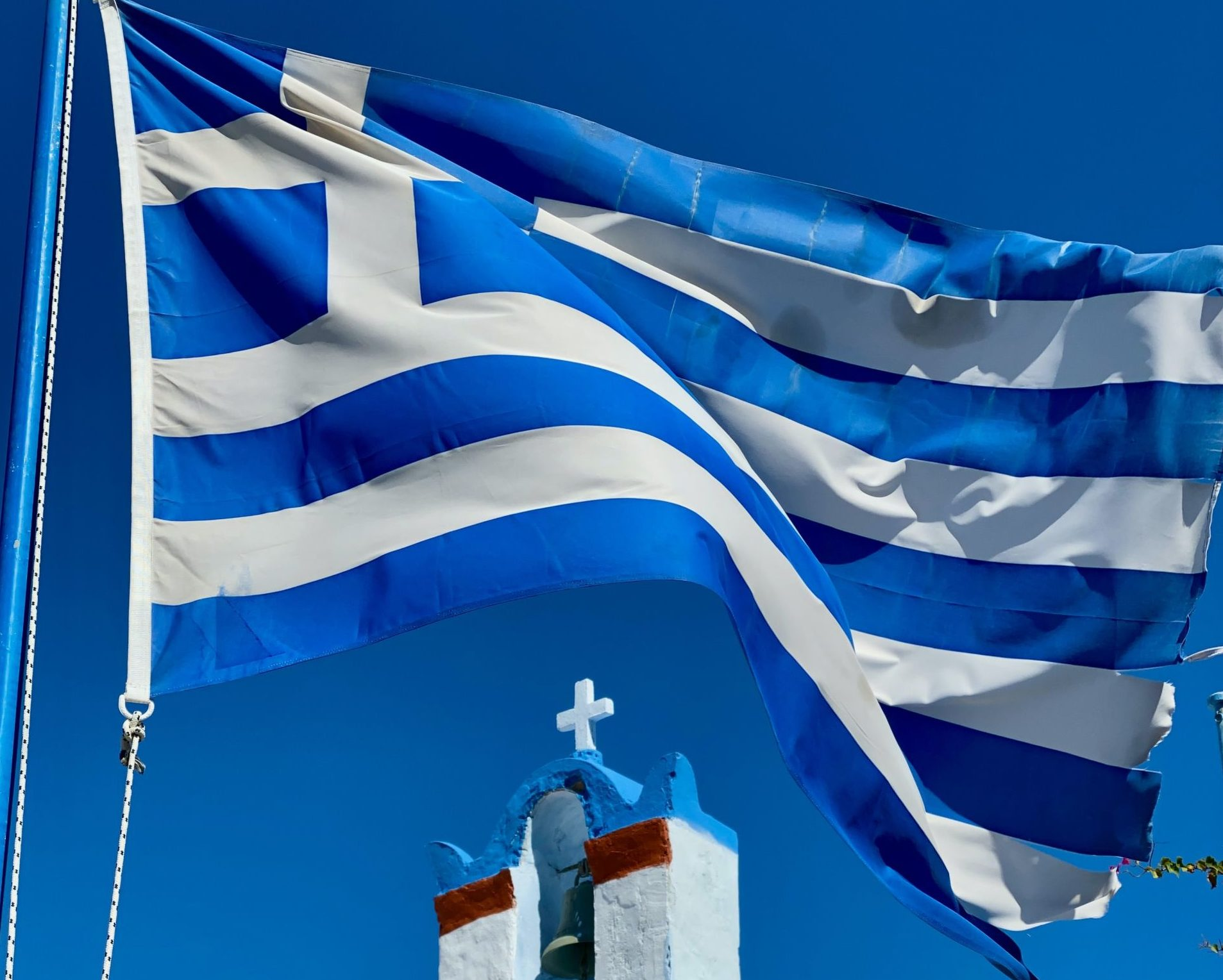 On this day in history: The adoption of the Greek flag | Neos Kosmos