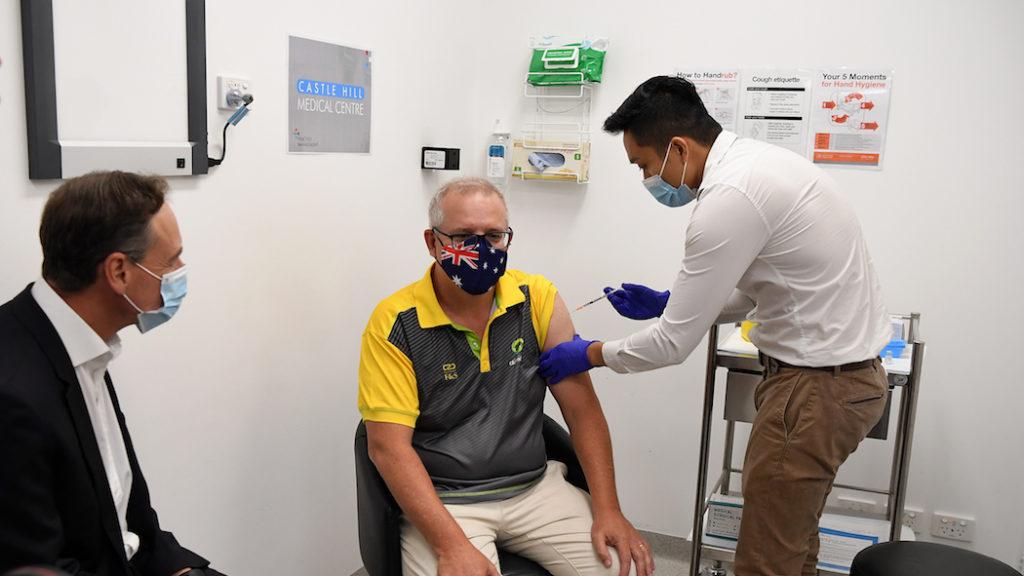 Covid: Vaccines having big impact on hospitalisation risk