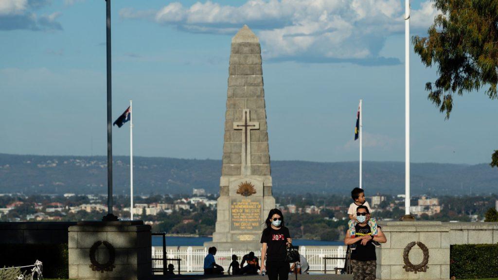 Perth's lockdown ends at midnight tonight